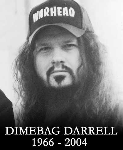 RIP DIMEBAG
