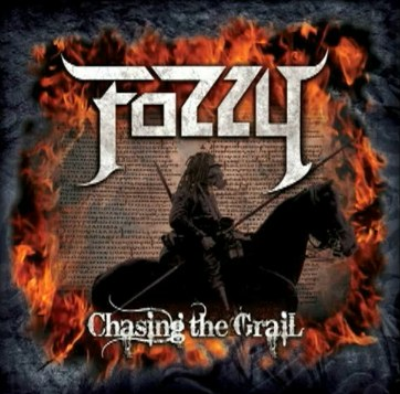 Fozzy - Chasing The Grail Cover