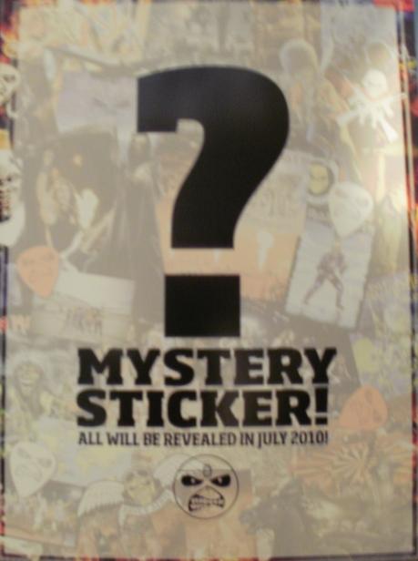 Mystery Sticker
