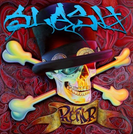 Slash Solo Album Cover